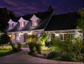 House lighting realisation