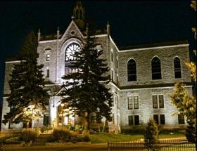 Church lighting realisation