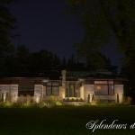 Réalisation d'éclairage de maison haut de gamme